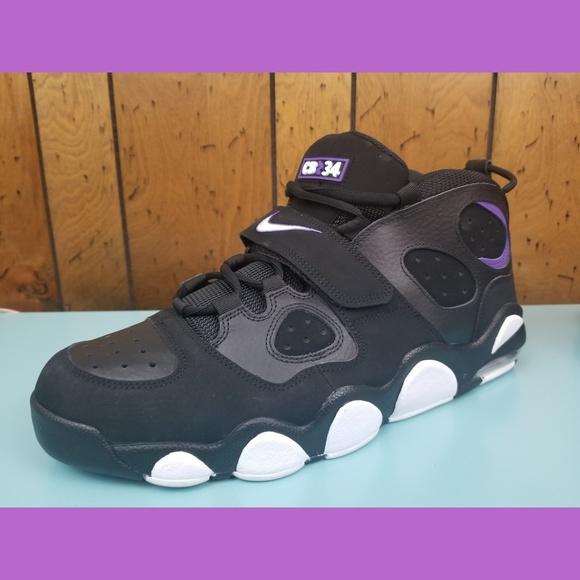 New Nike Air Charles Barkley Godzilla Black Purple.  M 5b023c06a4c4858c3a2298e0 50a17788e